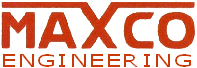 maxco engineering header logo image