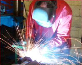 we weld these image